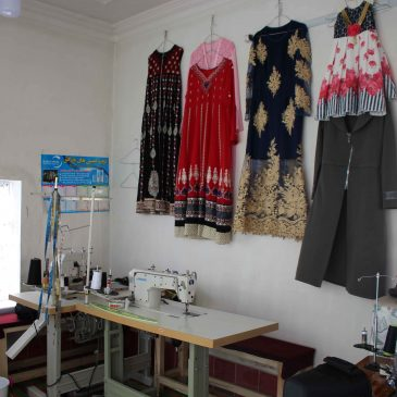 A Success Story of Help Technical Vocational Educational Training/TVET (AFG83) funded by BMZ-Jahantab