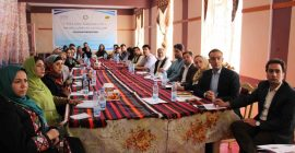 Seventh TVET and EESC Round-Table in Herat