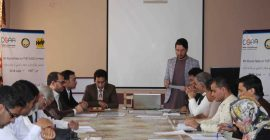 Sixth TVET and EESC Round-Table in Herat