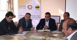 8th TVET and EESC Round-Table in Herat