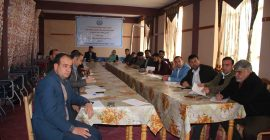 10th TVET and Employment Round Table in Herat